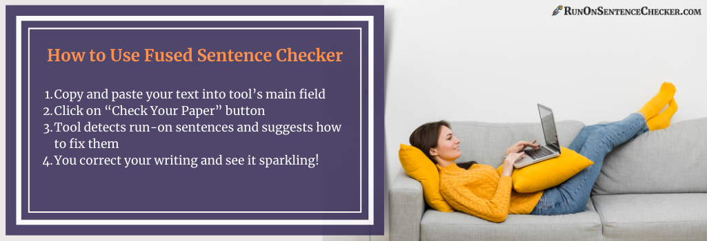 how fused sentence checker works